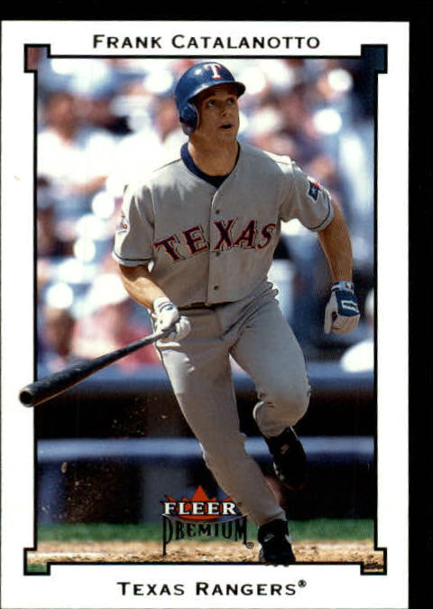 2002 Fleer Premium #56 Frank Catalanotto