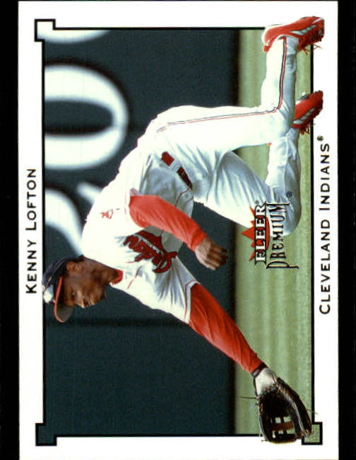 2002 Fleer Premium #59 Kenny Lofton
