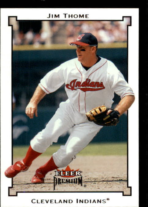 2002 Fleer Premium #75 Jim Thome