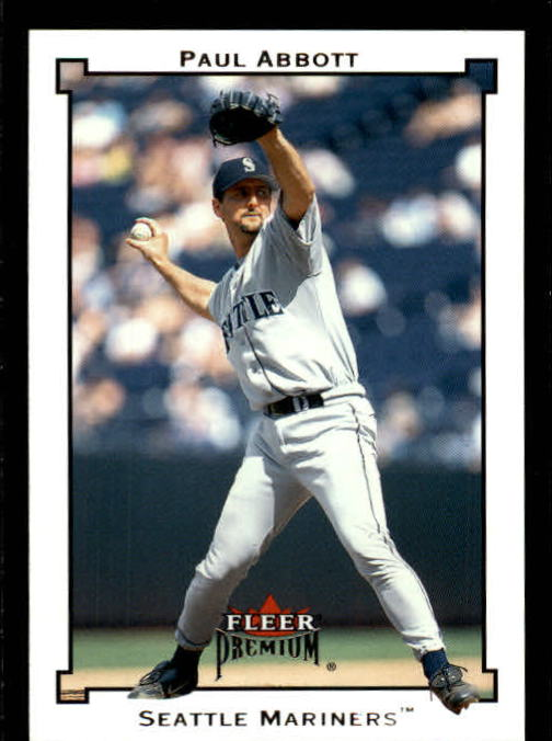 2002 Fleer Premium #79 Paul Abbott