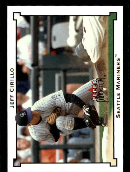 2002 Fleer Premium #91 Jeff Cirillo