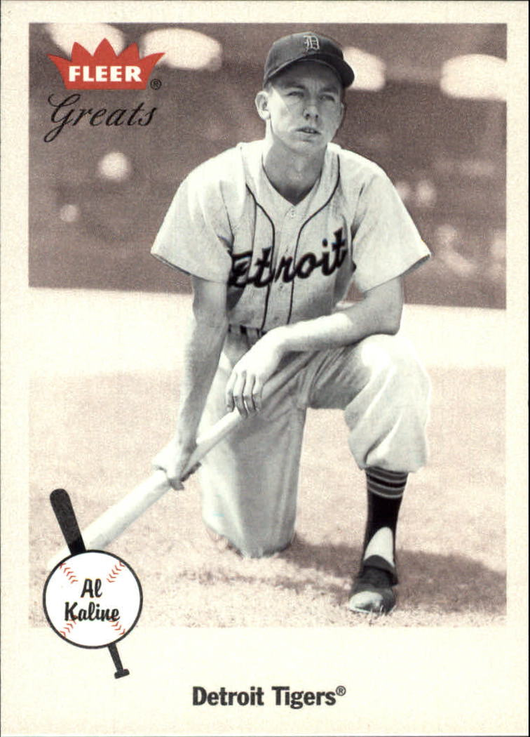 2002 Greats of the Game #67 Al Kaline
