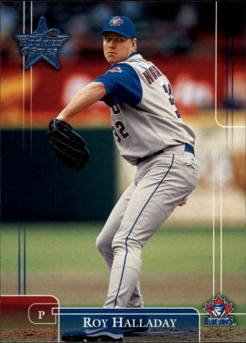 2002 Leaf Rookies and Stars #109 Roy Halladay