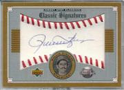 2002 Sweet Spot Classics Signatures #SRF Rollie Fingers