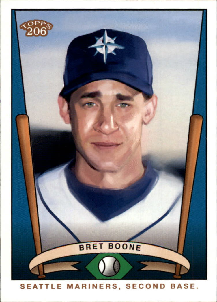 2002 Topps 206 Team 206 Series 1 #T2069 Bret Boone