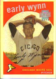 2002 Topps Archives Reserve #65 Early Wynn 59 front image