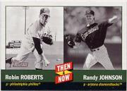 2002 Topps Heritage Then and Now #TN9 R.Roberts/R.Johnson