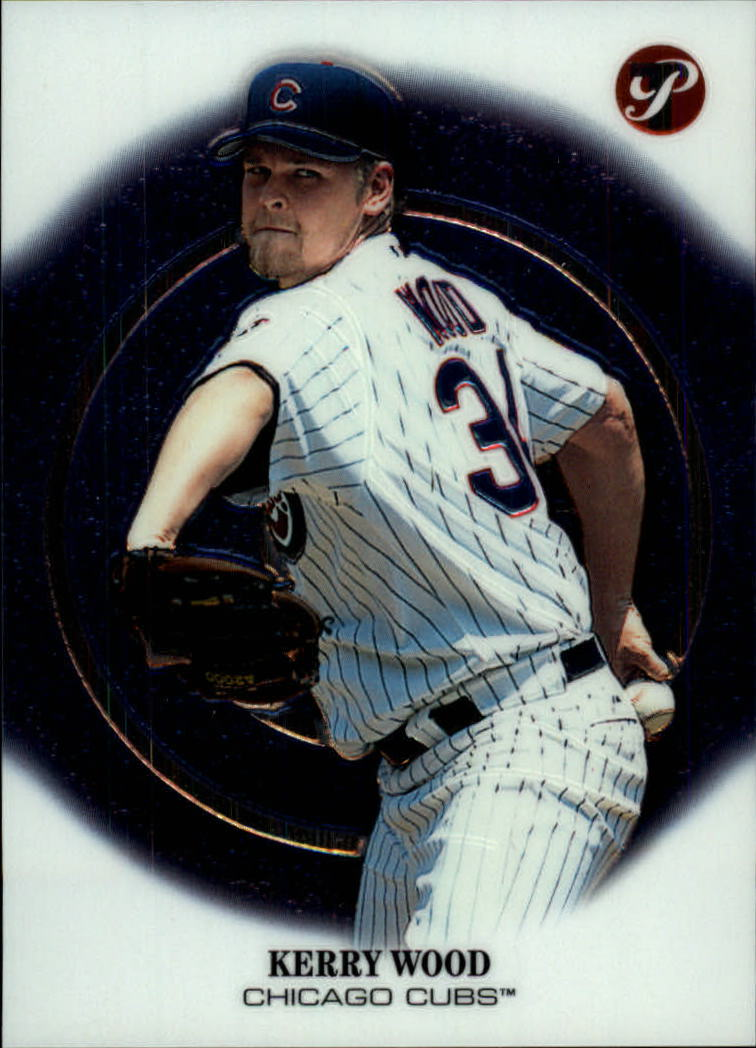 2002 Topps Pristine #14 Kerry Wood