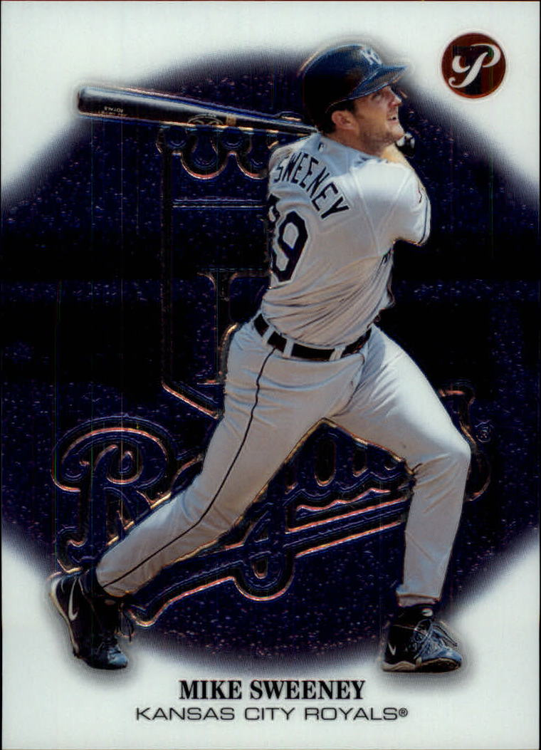 2002 Topps Pristine #23 Mike Sweeney