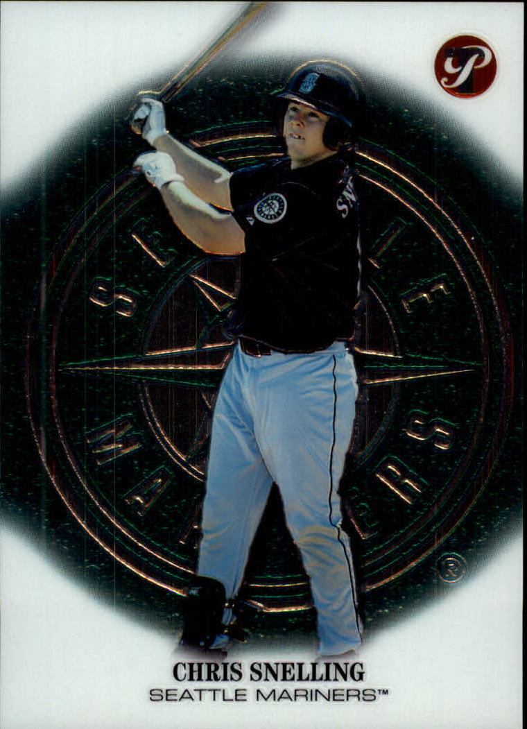 2002 Topps Pristine #193 Chris Snelling C RC