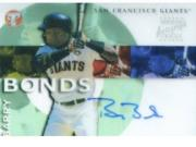 2002 Topps Pristine Personal Endorsements #BB Barry Bonds E