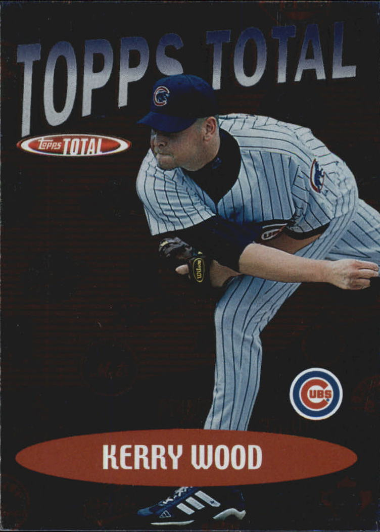 2002 Topps Total Topps #TT50 Kerry Wood