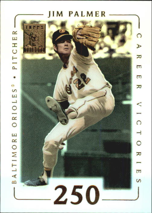 2002 Topps Tribute #6 Jim Palmer