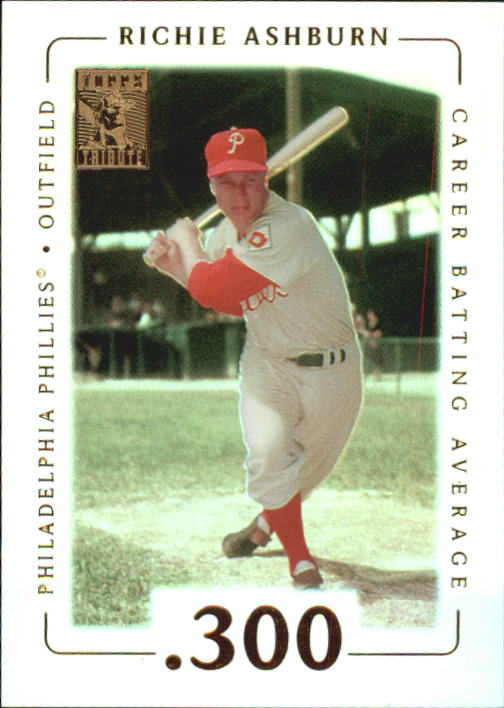 2002 Topps Tribute #21 Richie Ashburn