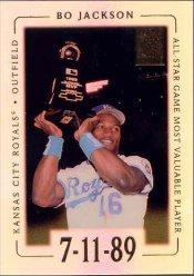 2002 Topps Tribute #89 Bo Jackson