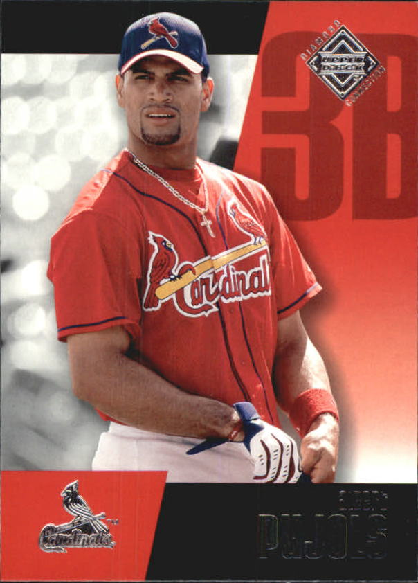 2002 Upper Deck Diamond Connection #52 Albert Pujols