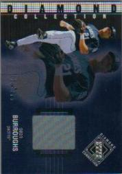 2002 Upper Deck Diamond Connection #237 Sean Burroughs DC Jsy