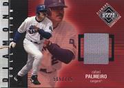 2002 Upper Deck Diamond Connection #246 Rafael Palmeiro DC Jsy