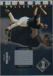 2002 Upper Deck Diamond Connection #268 Robin Ventura DC Jsy