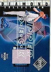 2002 Upper Deck Diamond Connection #546 Kerry Wood DC Jsy