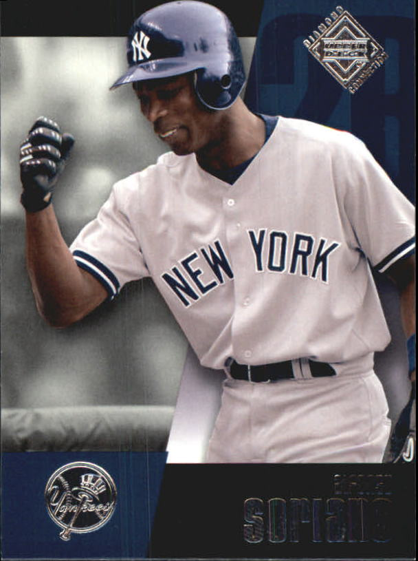 2002 Upper Deck Diamond Connection #587 Alfonso Soriano