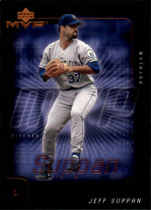 2002 Upper Deck MVP #91 Jeff Suppan