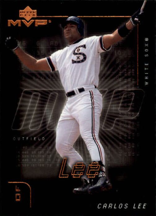 2002 Upper Deck MVP #125 Carlos Lee