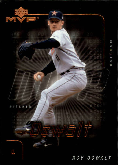 2002 Upper Deck MVP #142 Roy Oswalt