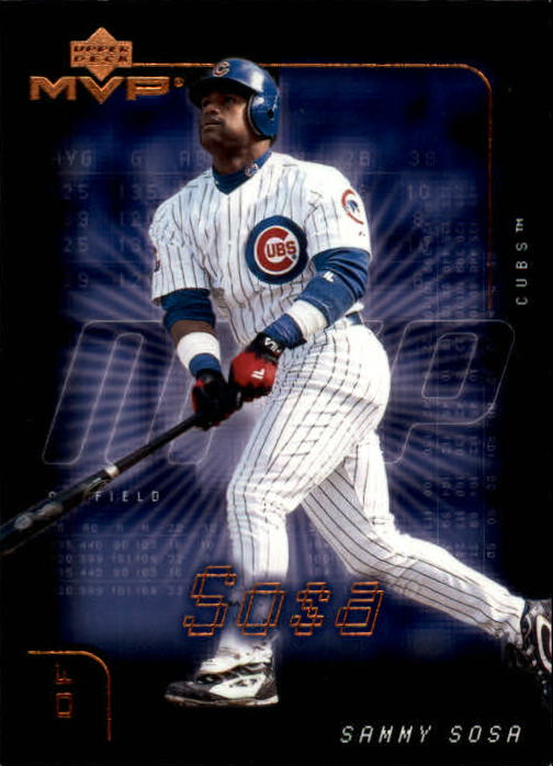 2002 Upper Deck MVP #177 Sammy Sosa