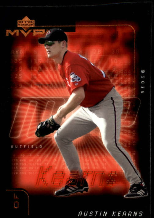2002 Upper Deck MVP #277 Austin Kearns