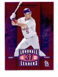 2002 Donruss Longball Leaders #18 Albert Pujols