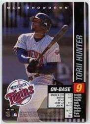 2002 MLB Showdown #190 Torii Hunter