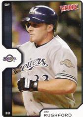 2002 Upper Deck Victory #579 Jim Rushford RC