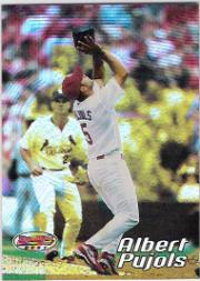 2002 Bowman's Best #50 Albert Pujols