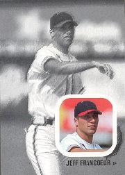 2002-03 Just Rookies #7 Jeff Francoeur