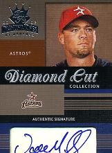 2003 Diamond Kings Diamond Cut Collection #9 Wade Miller AU/150