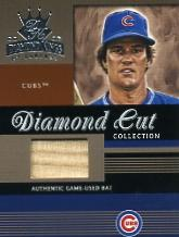 2003 Diamond Kings Diamond Cut Collection #97 Ryne Sandberg Bat/500