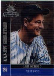 2003 Diamond Kings DK Evolution #13 Lou Gehrig