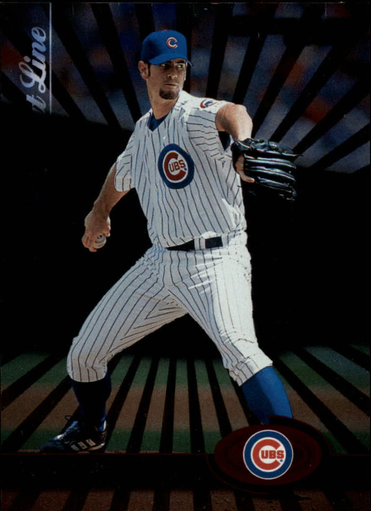 2003 Donruss Stat Line Career #257 Mark Prior/332