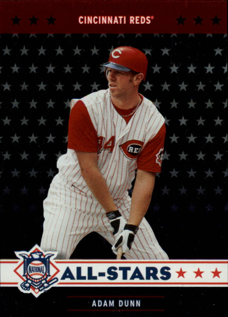 2003 Donruss All-Stars #7 Adam Dunn