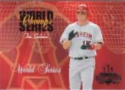 2003 Donruss Champions World Series Champs #9 Tim Salmon