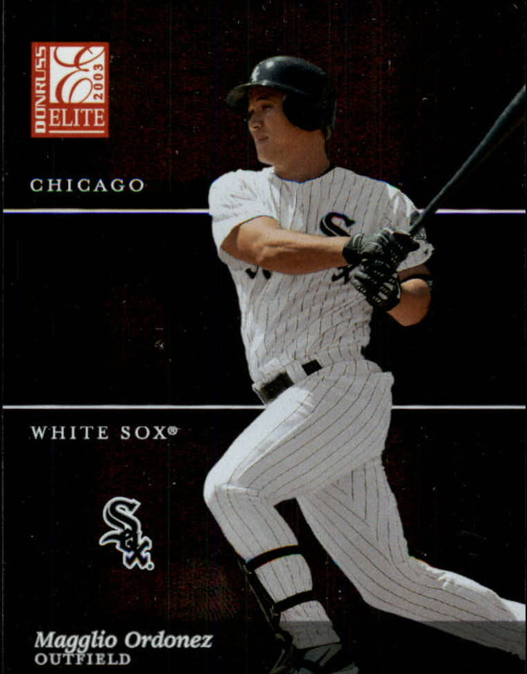 2003 Donruss Elite #20 Magglio Ordonez
