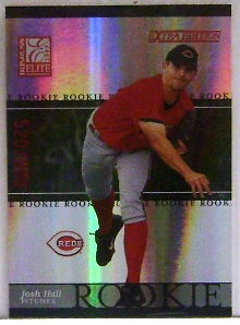 2003 Donruss Elite Extra Edition #25 Josh Hall RC