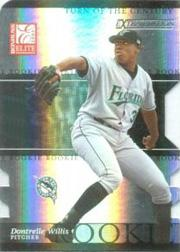 2003 Donruss Elite Extra Edition Turn of the Century #29 Dontrelle Willis/75
