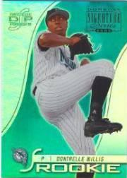 2003 Donruss Signature Decade Proofs #141 Dontrelle Willis ROO