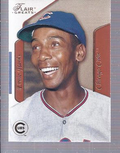 2003 Flair Greats #14 Ernie Banks
