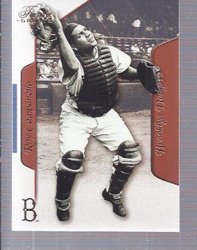 2003 Flair Greats #77 Roy Campanella front image