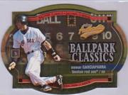 2003 Fleer Authentix Ballpark Classics #3 Nomar Garciaparra