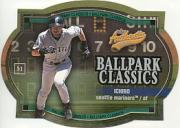 2003 Fleer Authentix Ballpark Classics #10 Ichiro Suzuki