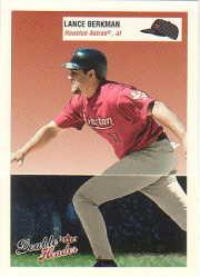 2003 Fleer Double Header #237-38 L.Berkman/C.Jones